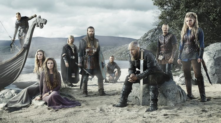 Vikings season3 cast