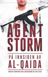 agent storm Morten Storm terrorisme spionasje