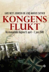Kongens flukt-bokhøst-2verdenskrig,-bokanmeldelse-historisk