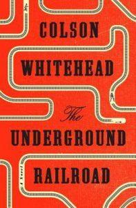 Colson Whitehead-The underground railroad-bokvåren-2017 bøker-kagge forlag