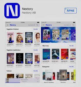 Nextory-streaming-ebok-lydbok