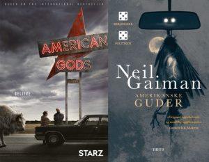 Amerikanske guder-american gods.neil gaiman