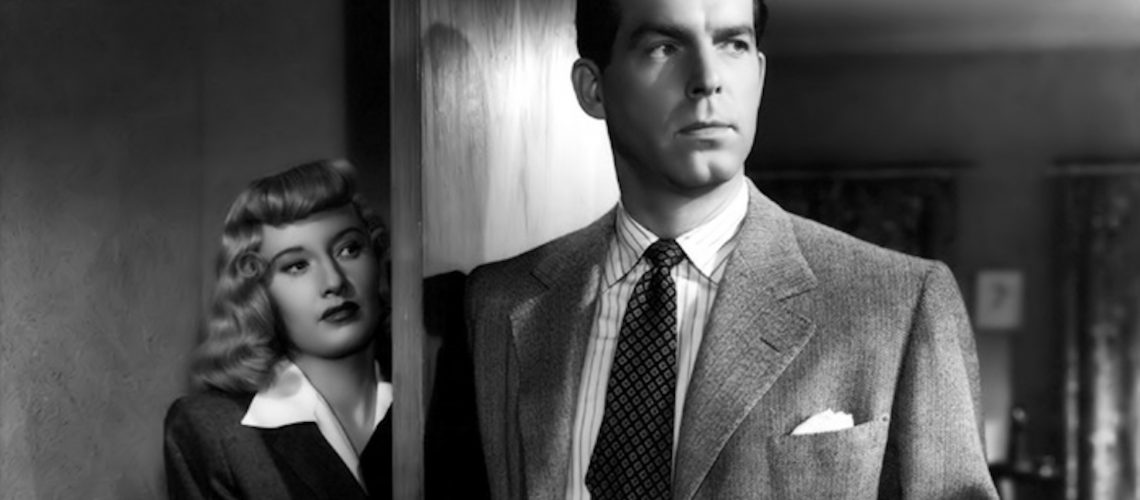 Double indemnity-domestic noir
