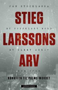 Jan Stocklasso-Stieg Larssons arv-Krimbokvåren 2019