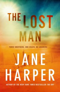 Jane Harper-The Lost Man