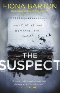 The Suspect-Fiona Barton
