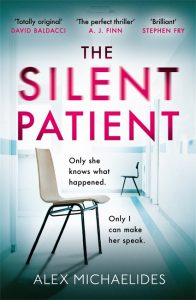The Silent Patient-Alex Michaelides