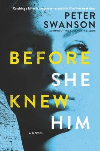 Before She Knew Him-Peter Swanson